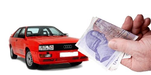 Scrap Audis